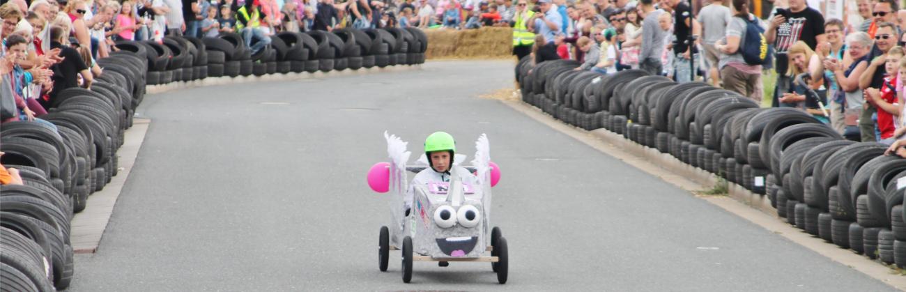 Slider Weidener Seifenkistenrennen 2017